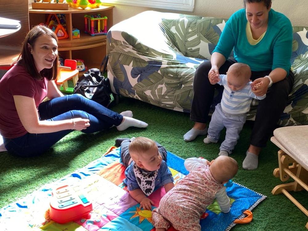 Baby Snug at Mama Baby Play, Hitchin